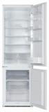 Купить двухкамерный встраиваемый холодильник