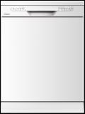 Купить посудомоечные машины Bosch 60 см, стоящие отдельно