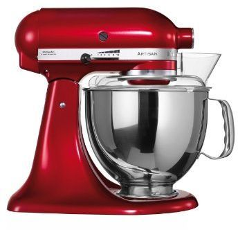 Кухонная машина Kitchen Aid 5K-SM150PSECA red (5K-SM150PSECA red) Изображение №1