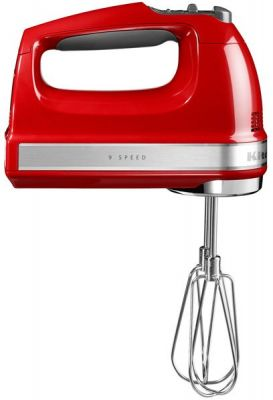 Миксер Kitchen Aid 5K-HM9212EER red (5K-HM9212EER red) Изображение №8