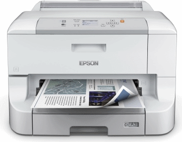 Принтер струйный Epson WORKFORCE PRO WF-8090DW (WORKFORCE PRO WF-8090DW) Изображение №1