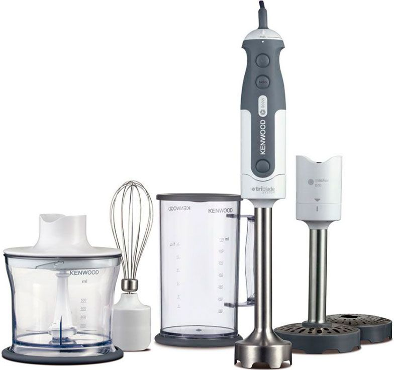 Практичный кухонный комбайн