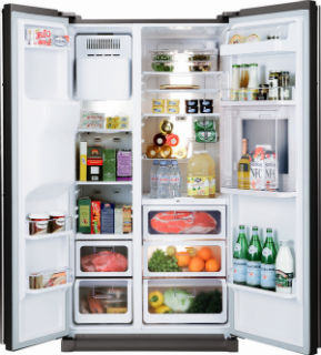 Уборка и чистка холодильника